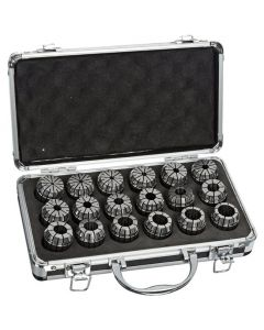 Dorian ER32 Ultra Precision Collet Set (Set of 18) 46772