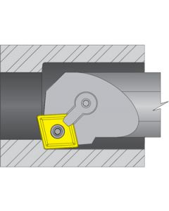 Dorian 54998, S32V-MCKNR-5 Boring Bar for CNM_543 Inserts