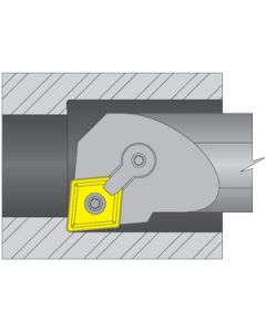 Dorian 55002, S12S-MCLNR-3 Boring Bar for CNM_322 Inserts