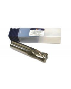 """7/8"""" 4-Flute SE Carbide End Mill, Cobra Carbide USA, 120-4875"""