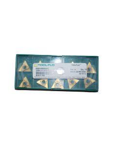Toolflo TNMA 43 NGR W.125 GP50C Carbide Inserts (10 PCS) R3912500N4C