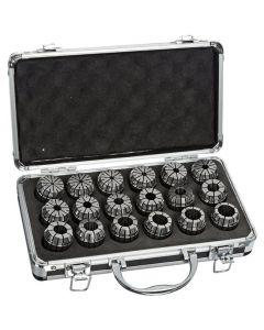 Dorian ER32 Ultra Precision Collet Set (Set of 18) 46772