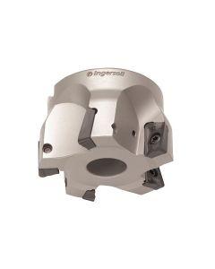 "Ingersoll 2J1E-20R02, 2.00"" Face Mill for AOMT Inserts, 3017399"